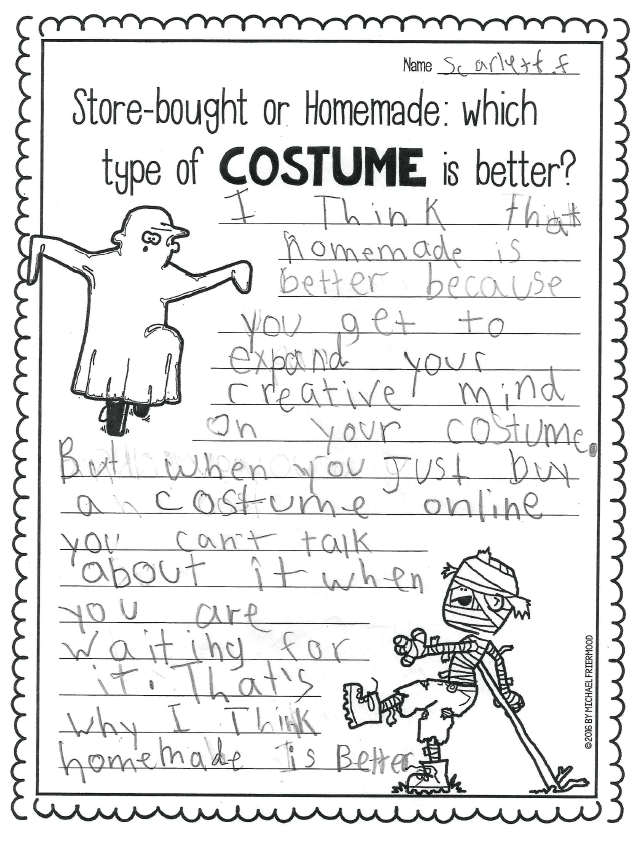 Scarlett-F-Costume, Student Blog - October 25th, 2019, Remote learning help, Remote learning child care, Child care for older kids, Tutors in queens, Online tutoring nyc, Progressive school Queens, Private Schools Queens, Independent School Queens, Sunnyside tutors, Sunnyside preschool, Sunnyside afterschool, Afterschool classes Queens, Art Classes Queens, Classes for middle schoolers, Tutoring middle school nyc, Remote Learning Labs, Remote Learning Pods, Remote Learning Support, Childcare for Public School Students, Reggio Emilia Approach (Sunnyside, Queens, New York City), Reggio Preschool, Reggio Preschool LIC, Reggio Emilia Preschool, homeschool collaboration, private preschool, Preschool Sunnyside NY, Elementary School Sunnyside NY, After School Sunnyside Queens NY, summer camp sunnyside (NY), summer camp queens, arts based learning, arts based summer camp, Open Studio Summer Camp, Open Studio Summer Camp for Littles, school break camps, tutoring , Art classes, afternoon classes